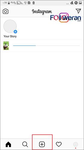 مراحل گذاشتن ویدئو طولانی در اینستاگرام