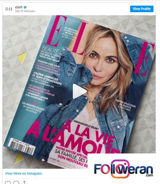بومرنگ اینستاگرام Elle