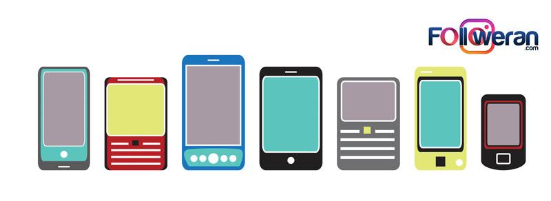 استفاده از دستگاه های مختلف برای حل مشکل ساخت اکانت اینستاگرام