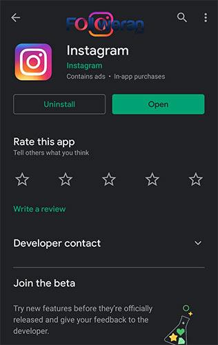 چگونه اپلیکیشن اینستاگرام را نصب کنیم؟ (روی اندروید)
