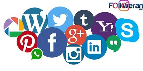 فعالیت در شبکه های اجتماعی دیگر از راه های افزایش اعضای کانال یوتیوب