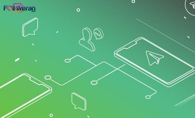 به اشتراک گذاری محتوا برای بازاریابی در تلگرام