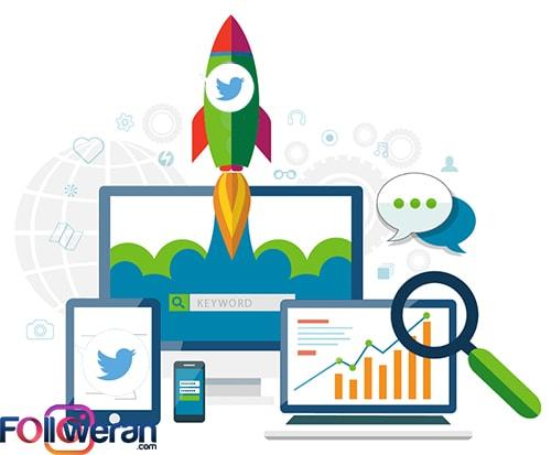 نتیجه گیری در موورد موضوع افزایش ترافیک سایت با توییتر