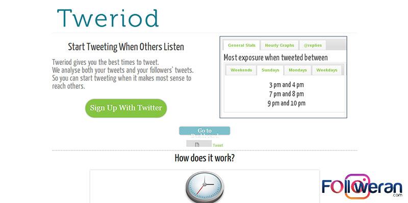 ابزار های توییتر