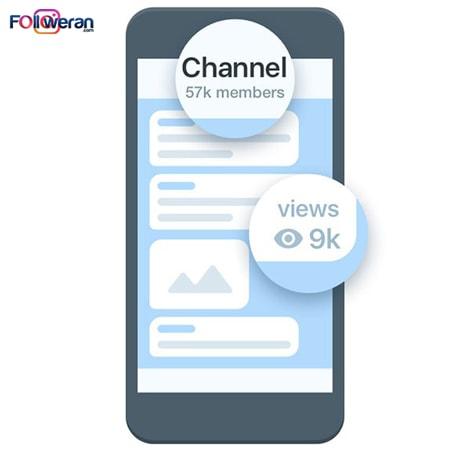 تبلیغات ویو تلگرام برای بازاریابی در تلگرام