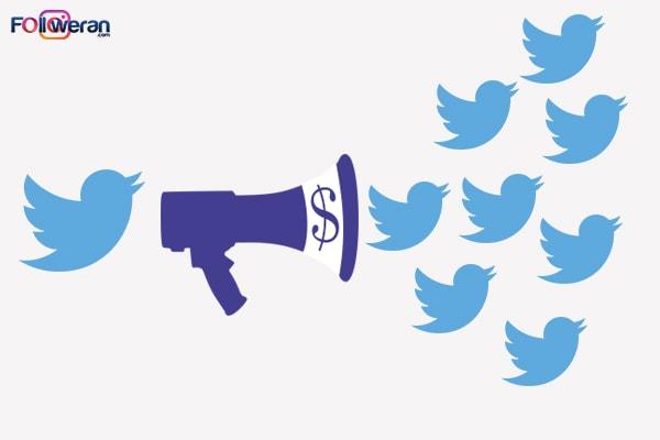 رابطه تبلیغات توییتر و الگوریتم توییتر