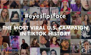 چالش معروف EyeLipsFace در تیک تاک