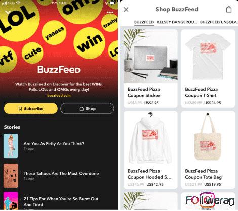 بازاریابی در اسنپ چت