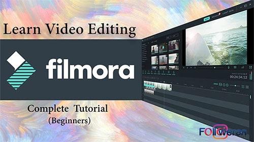 Filmora Video Editor بهترین برنامه ساخت کلیپ برای اینستاگرام