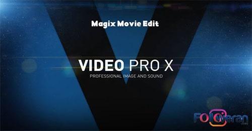 Magix Movie Edit بهترین برنامه ساخت کلیپ برای اینستاگرام
