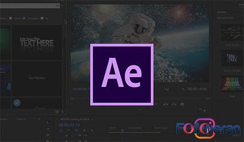 بهترین برنامه ساخت کلیپ برای اینستاگرام با Adobe After Effects